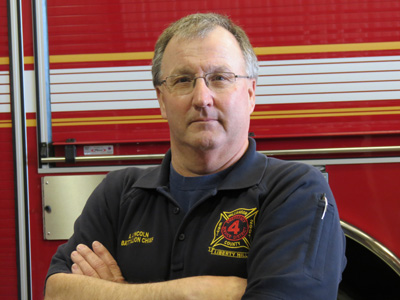 First responders work with community to keep Liberty Hill ...