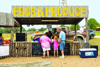 Liberty Hill's agricultural roots remain strong through